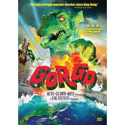 Gorgo DVD