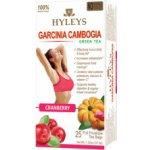 Hyleys Zelený čaj s Garcinia Cambogia a brusinkami 25 x 1.5 g