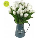 Tulipánové nebe (plechová nádoba v ceně)