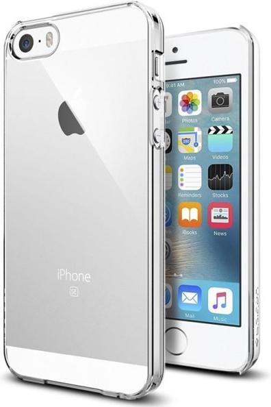 Pouzdro Spigen Thin Fit crystal Clear iPhone SE 5S 5 čiré od 489 Kč -  Heureka.cz eb904c27bce