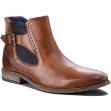 fbda863f840 Kotníková obuv BUGATTI - 311-59423-2100-6300 Cognac