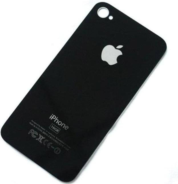 Kryt Apple iPhone 4 zadní černý od 95 Kč - Heureka.cz b1feda15527