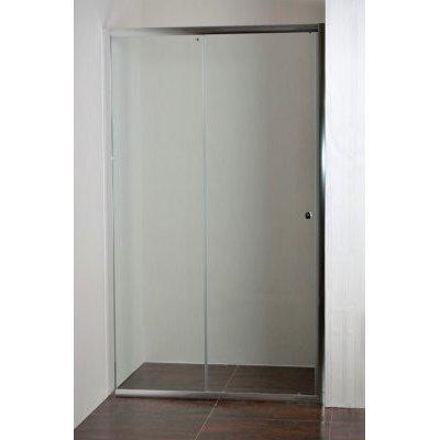 ARTTEC ONYX 120 NEW Sprchové dveře do niky s vaničkou POLARIS 1290S