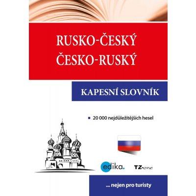 Rusko-český česko-ruský kapesní slovník - Kol.