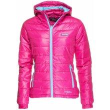 Envy NATALA dámská zimní bunda RŮŽOVÁ