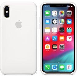 Pouzdro Apple silikonové iPhone X bílé od 789 Kč - Heureka.cz fd55658cc9a