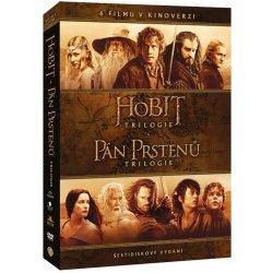 Kolekce: Středozemě DVD