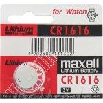 Baterie Maxell CR 1616 1ks