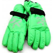Color Kids Voděodolné rukavice Savoy gloves Toucan green df58652c15