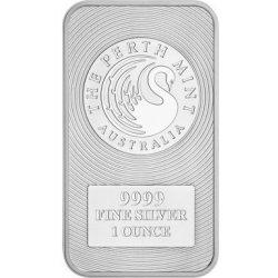Perth Mint Stříbrný slitek 1 Oz