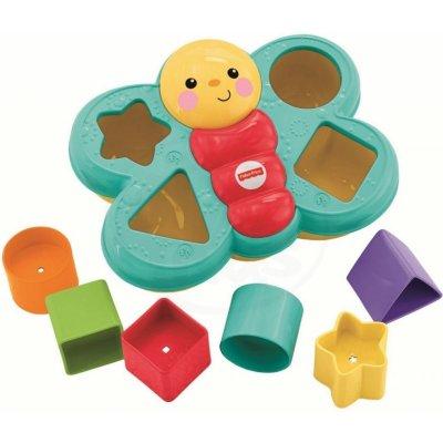 Mattel Fisher-Price motýlek učíme se tvary!