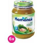 Hamé Hamánek Králík se špenátem a bramborem 6x190 g