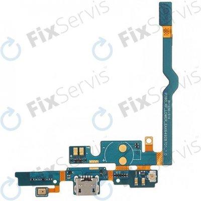 LG Optimus L9 P760 - Nabíjecí Konektor + Flex Kabel - EBR75900301 OEM