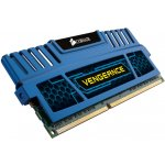 Corsair Vengeance Blue DDR3 8GB 1600MHz CL9 (2x4GB) CMZ8GX3M2A1600C9B