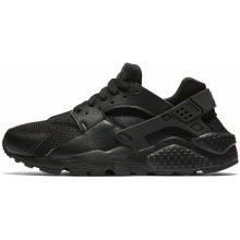 Nike Huarache Run Gs 654275-016 Černá