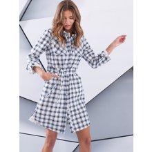 Afunguard Dámské košilové šaty AFG0425 12df5d91ef