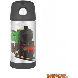 Thermos - dětská termoska s brčkem vlak 0 264bccfcff1