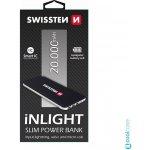 Swissten iNLIGHT POWER BANK 20000 mAh
