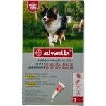 BAYER Advantix Spot on pro psy 10-25kg 1x2,5ml