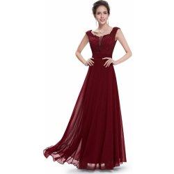 03301865502c Ever Pretty plesové a společenské šaty 61EV bordó alternativy ...