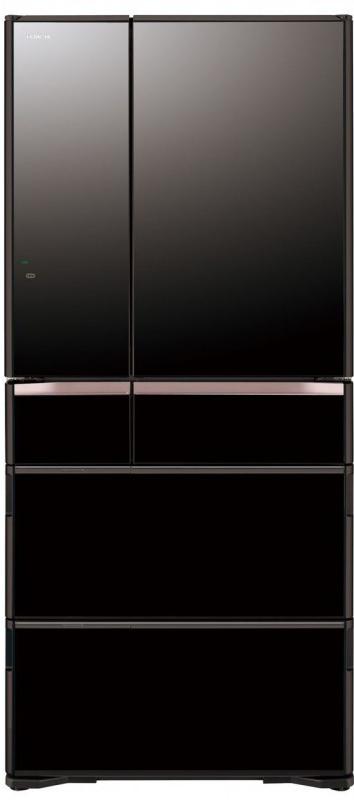 Hitachi R-X670GE(XK) návod, fotka