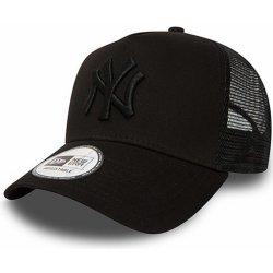 Kšiltovka New Era black. Kšíltovka New Era Clean Trucker New York Yankees  ... d4010987777