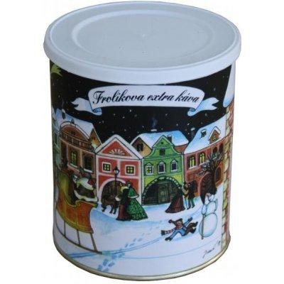 Frolík Frolíkova Extra vánoční dárková dóza Káva 250 g