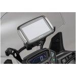 72d089d9dbb Držák GPS odpružený quick lock GPS držák pro hrazdu průměr 10 12 mm SW  Motech GPS