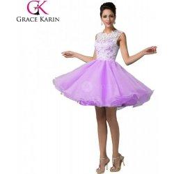 224c0a5e042 Grace Karin společenské šaty na svatbu CL6123-6 Fialová alternativy ...
