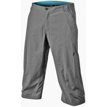 Alpine Pro Pánské 3/4 capri kalhoty PALLAS šedé