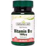 Natures aid Vitamín B12 1000 µg 90 tablet