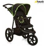 Hauck Runner 2018 black neon yellow