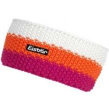 2b75d731336 Eisbär zimní čelenka Star STB růžovo oranžovo bílá 16171125