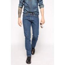 Levi`s džíny 501 Regular Fit modrá