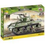 Cobi 2464 II. světová válka M4A1 Sherman