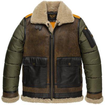 PME Legend pánská kožená bunda PLJ206179