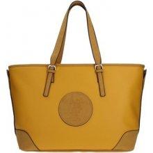 U.S Polo Assn. BEUNE0090WV Shopper Bag Women YELLOW žlutá