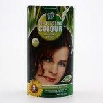 HennaPlus dlouhotrvající barva na vlasy 5.35 čokoládově hnědá 100 ml