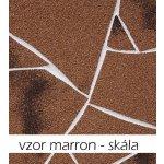 Kamenný obklad Delap, Marron, P454 - skála, 2mm