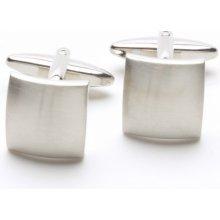 Stříbrné manžetové knoflíčky Willsoor