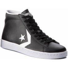 Sneakersy CONVERSE Pro Leather 76 Mid 157717C Black White White 33b276e730