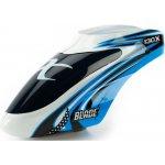 Blade 130 X: Kabina modro/bílá