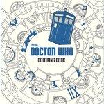 Doctor Who omalovánky