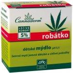 Cannaderm Robátko Hydratační mýdlo 100 g