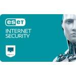 ESET Internet Security 3 lic. 2 roky (EIS003N2)