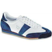 Botas Classic 66 Retro bílo modré