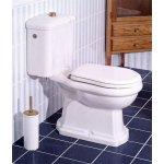 Sapho RETRO WC kombi mísa 38,5x41x72cm, spodní odpad 101201