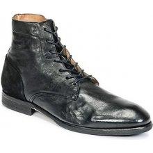 Hudson Kotníkové boty YOACKLEY Černá