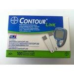 Contour Link testovací proužky 100 ks