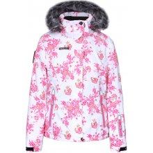 Icepeak Nerys dámská zimní bunda bílá